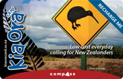 Low cost everyday calling for New Zealanders - KiaOra phone card